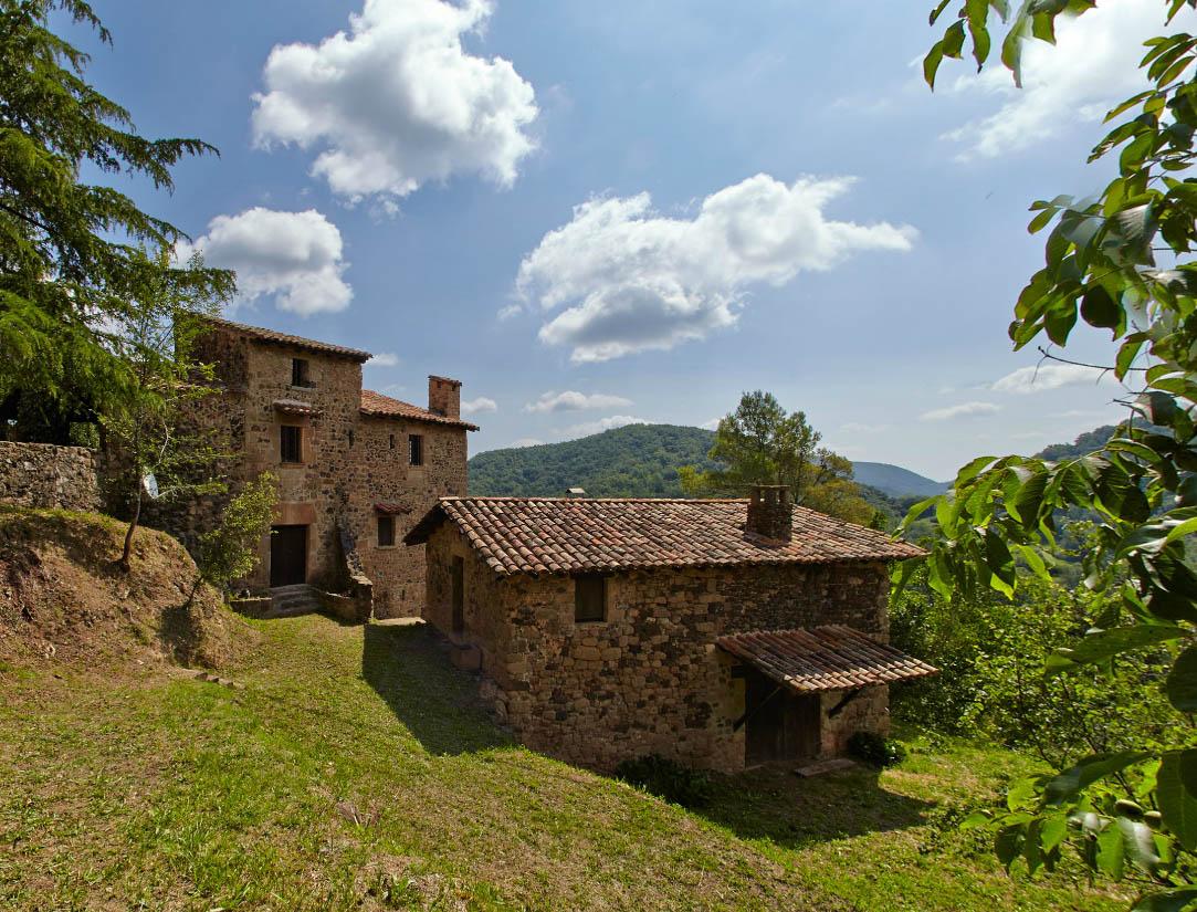 Casa Rural Mas Pardàs – Santa Pau