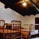 Cambra amb llit individuals